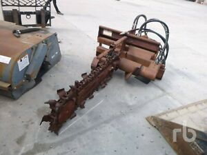 Trencher Attachment Vermeer S01450