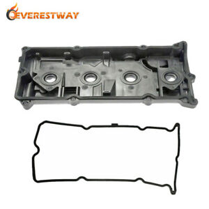 Engine Valve Cover Tube Seals With Gasket For 02 06 Nissan Altima Sentra L4 2 5l