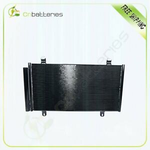Brand New Aluminum Ac Condenser For 2012 2017 Toyota Camry 2 5l L4 Fits 3995