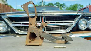 Clutch Pedal 1968 69 Charger Roadrunner Superbee Gtx 833 4 speed Mopar B body