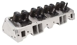 Edelbrock 60899 Performer Series Rpm Cylinder Head Fits Chevy 302 327 350 400