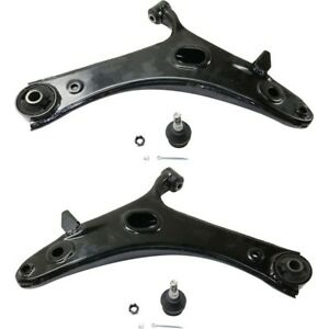 Control Arm Kit For 2009 2013 Subaru Forester Front Left Right Side Lower