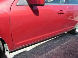 Driver Front Door Without Side Moulding Holes Fits 06 12 Fusion 2157976