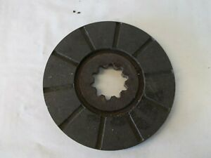 Case International Brake Disk 1975463c3 Replaced By 84468309 For Hydro 70 86