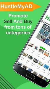 Hustlemyad com Classified Ad Website Business For Sale