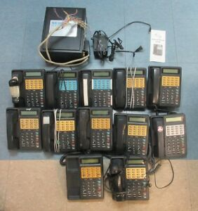 Esi Ivx128 Plus Used Phone System In Working Order
