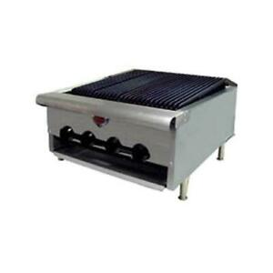 Wells Hdcb 4830g 48 In Gas Charbroiler
