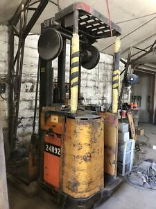 Raymond Forklift Towmotor Model 20b manual Included