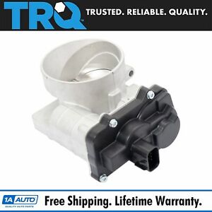 Trq Engine Electronic Throttle Body Assembly For Chevy Gmc 2500 3500 8 1l V8