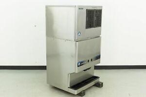 Used Hoshizaki Kml 451mah Ice Machine W ice Water Dispenser 549863