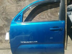 Driver Front Door Electric Windows Fits 16 18 Tacoma 414874