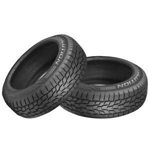 2 X New Cooper Evolution Winter 235 75r15xl 109t Tires
