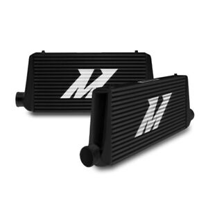 Mishimoto Universal Black S Line Intercooler Overall Size 31x12x3 Core Size