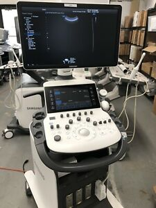Samsung Ws80a Elite Ultrasound 2016 And Cv1 8 3d Abdominal With Realistic Vue