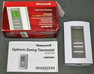 Honeywell Hydronic Heating Thermostat For Aq2000 Series Controller