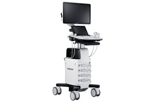 New Samsung Hs40 Ultrasound 2d Abdominal And 2d Transvaginal 2 Year Warranty