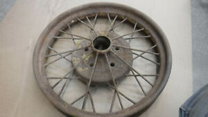 Model A Ford 1928 1929 21 Wire Wheel Mt 5068