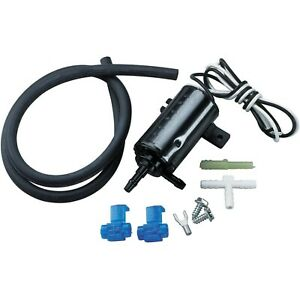 8 6700 Ac Delco New Windshield Washer Pump Front Or Rear For X19 Country Courier
