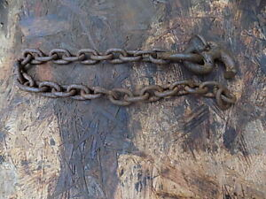 Mo Clamp Hook Chain Approx 28 30 Auto Body Frame Collision Repair Work