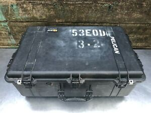 Pelican 1650 Case Saic Rtr 4 Portable Digital Mobile X ray System Case Rolling