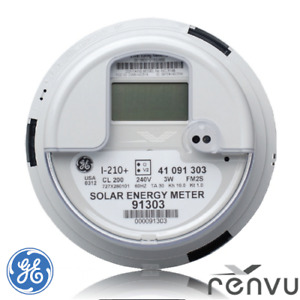 Ge s Aclara I 210 c Smart Grid Single phase Residential Electric Meter