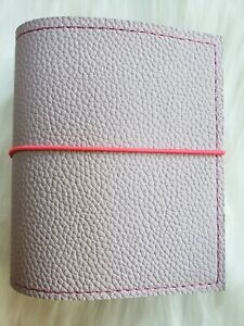 Lilac Planner Purple A7 Lavender Pink Pocket Chunky 30mm Ring 6 Organizer Agenda
