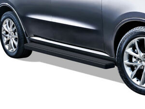 Iboard Running Boards 5 Inches Matte Black Fit 11 21 Dodge Durango