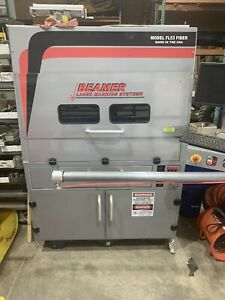 Beamer Laser Marking Machine 4th Axis Fiber