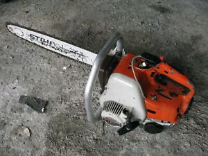 Stihl Chainsaw 08s Parts Or Repair Saw 08 S
