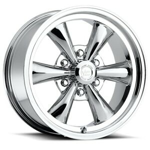 17 Inch 6x139 7 4 Wheel Rims Vision 141h Legend 5 17x8 19 Chrome