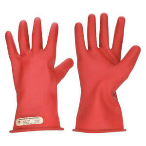Ansell Class 00 R 11 Electrical Insulating Gloves Voltage Class Class 00
