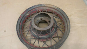 V8 Ford 17 Wire Wheel Mt 5097