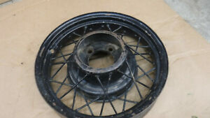 V8 Ford 17 Wire Wheel Mt 5098