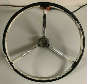 1958 1960 Ford Thunder Bird Steering Wheel