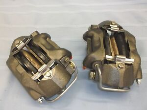 67 Mustang Cougar Disc Brake Calipers K H Style