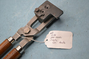 RCBS 348 200 FN  Double Cavity Bullet Mould & Handle used nice! $155.00