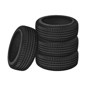 4 X New Goodyear Efficient Grip 255 40 18 95y All Season Tires