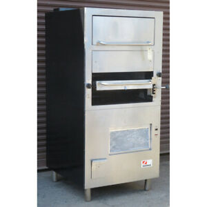 Southbend 171d Upright Infrared Broiler Used Very Good Condition
