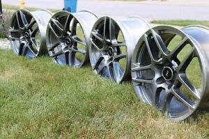 Ford Mustang Shelby Gt500 2013 2014 Factory Oem Forged Rim Wheels