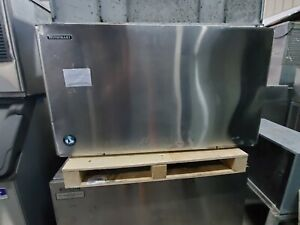 Used 1600 Lb Water Cooled Ice Machine Hoshizaki Km 1601swh