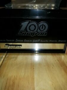 Snap On Tools 100th Anniversary Micro Top Chest Free Shipping