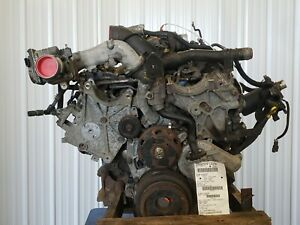 2008 Sierra 3500 6 6 Diesel Engine Motor Assembly 171 318 Mile No Core Charge