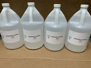 Isopropyl Alcohol 99 4 Gallons Total