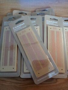 Radio Shack Experimenter Printed Circuit Board 276 170 New 10 Pack