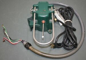 Zoeller Submersible Pump Float Switch Head Assembly For 3098 0005 M3098