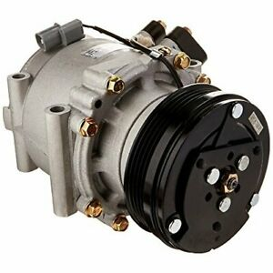 Four Seasons 78560 New Ac Compressor With Specific Electrical Connector