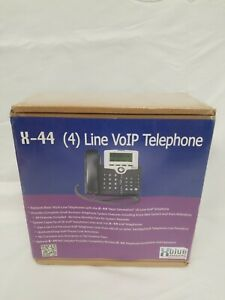 Xblue X 44 4 line Voip Telephone New Sealed