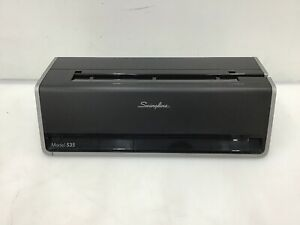 Swingline Electric 3 Hole Punch Commercial Puncher