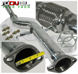 95 99 Eclipse Talon Gst 2wd Dsm Stainless Steel Turbo Upgrade Downpipe Down Pipe