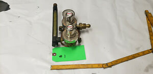 Smith 35 30 320 Gas Flow Meter Regulator Valve He Scfh arg Co2 Lot 1